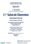 Invitation au 67è Salon de Charenton